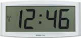 Цифровые часы на ЖКИ CristalTime