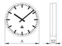 Односторонние часы